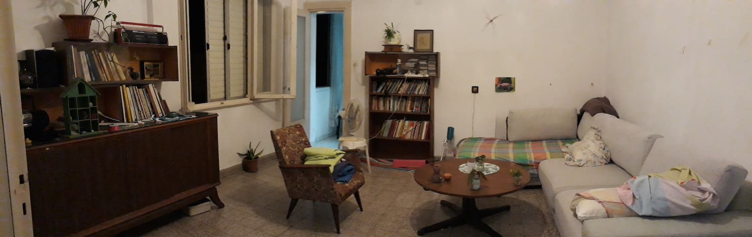Big and nice room in apartment in Hadar