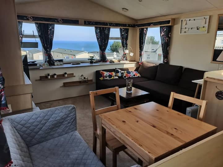 Reighton Sands Holiday Park Filey Sea View