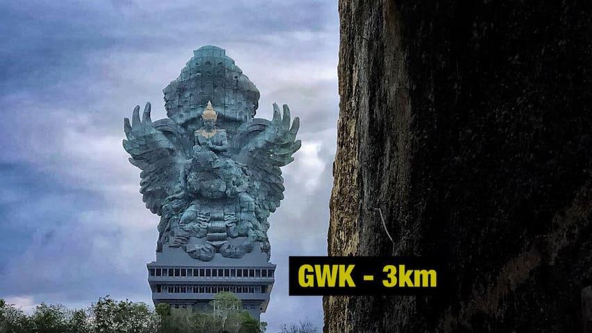 GWK - 3km