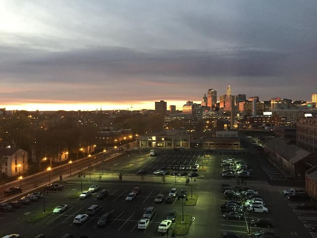 Downtown Loft With Brewery and Great Views