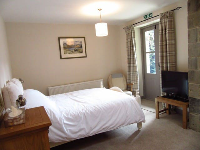 Royd Mill Bed & Breakfast - Haworth - 家庭式旅館