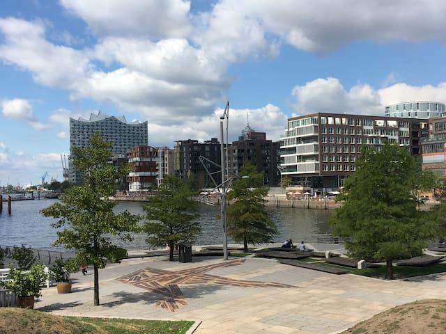 Hafencity - Top City Apartment