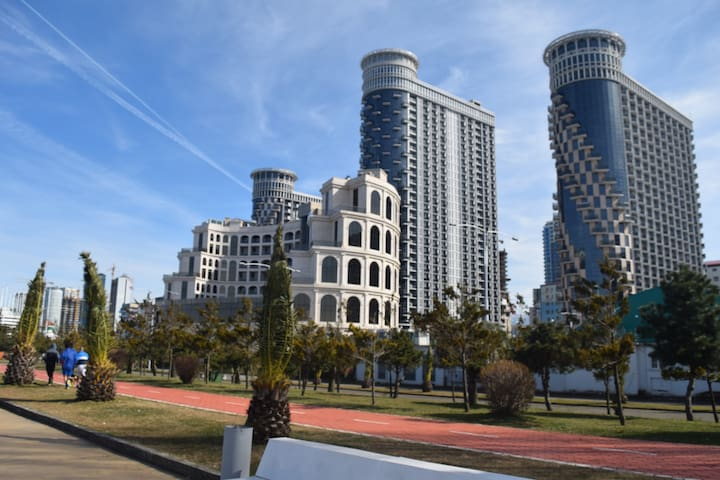 1 Orbi Sea Towers Apart Hotel - Batumi