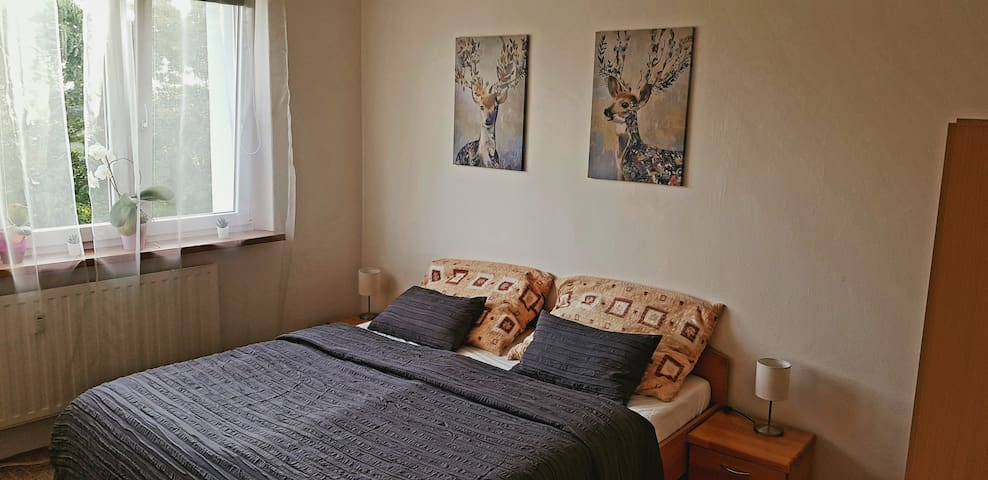 Enjoyable Private Room with Master Bed near Prague