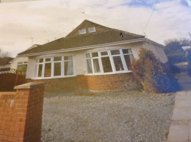 Character,cosy ,chalet bungalow . - Ferndown - Huis