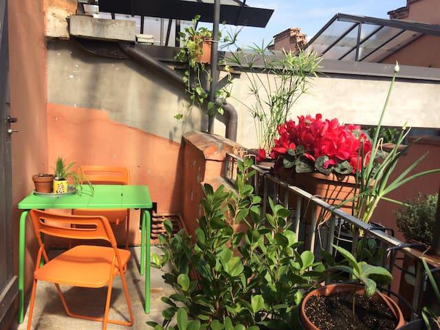 Unconventional Cosy Loft in Milano Naviglio Grande - Milano - Loft