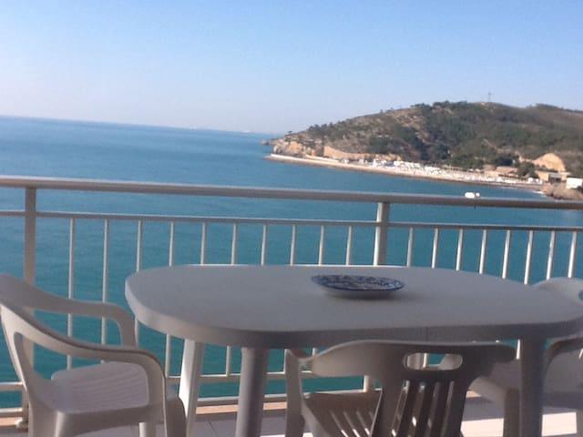 Wifi y vistas en playa de la Concha - Oropesa del Mar - Appartement