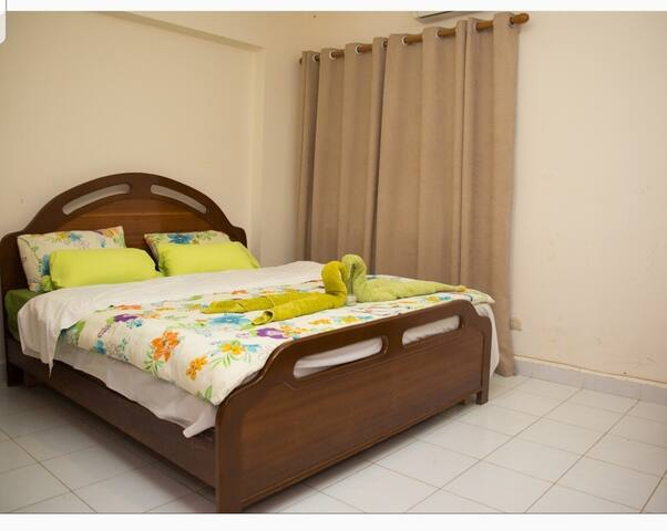 Les Racines  This bedroom has an outdoor terrace that overlooks a fruitful and heartwarming garden