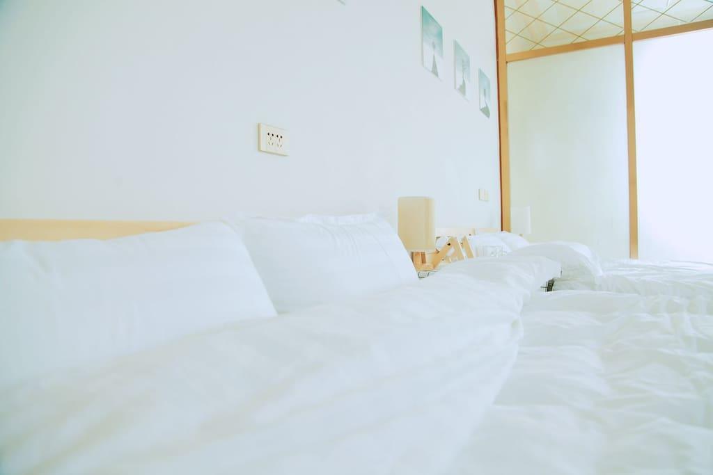 双床房带独卫