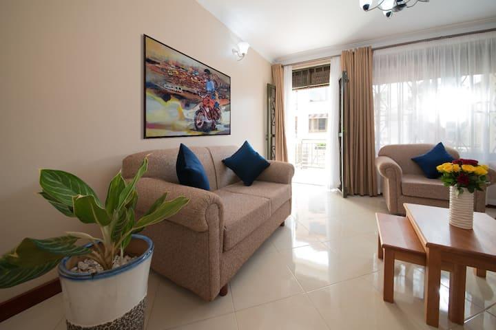 Apartments Leonia Bukoto, classic modern & airy!