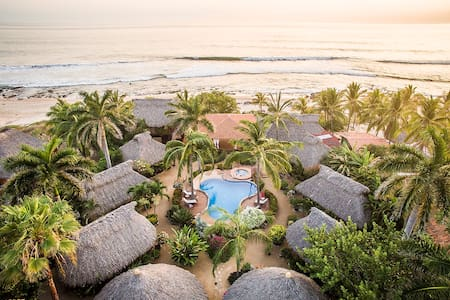 Secret Getaway in Mexico - Bungalov