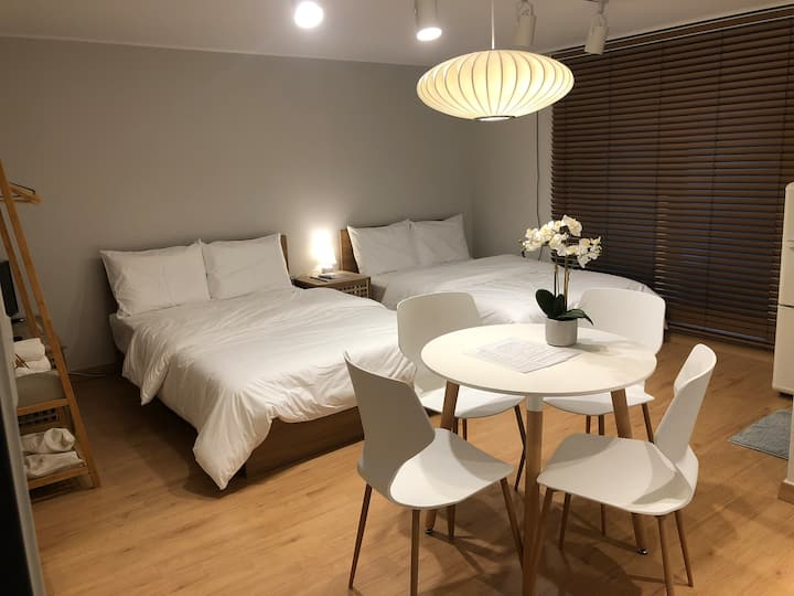 [New Open]H Cozy House 201 -1min to Hongik Uni