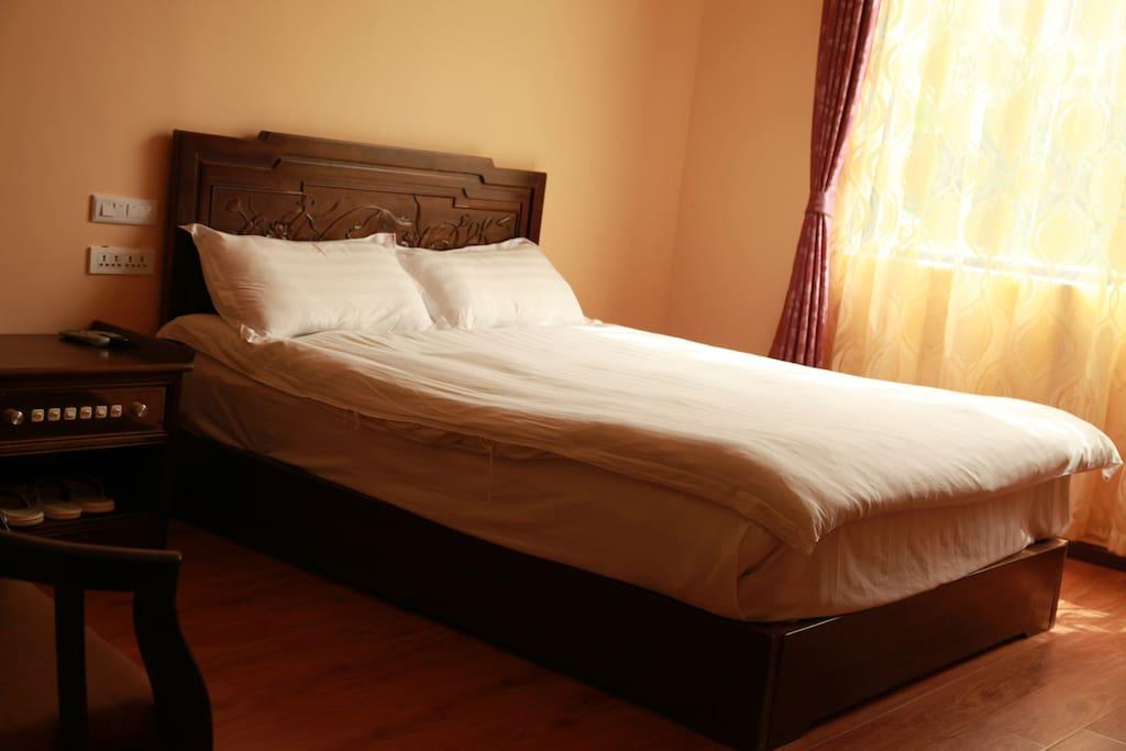 一楼大床房