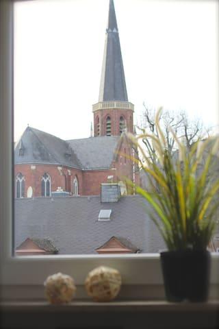 Ferienwohnung Kirchturmblick Euren - Trier