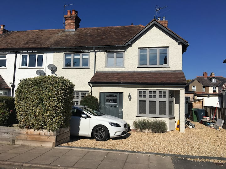 Lovely house close to town and Quarry Park.