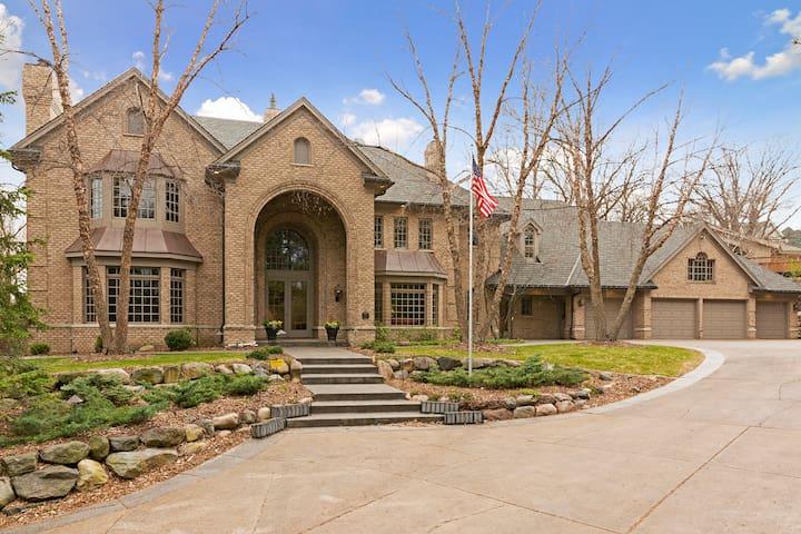 Luxurious Minneapolis Mansion - Minneapolis - House