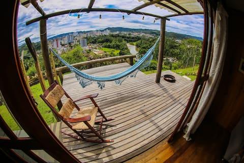 Cabana Deck - Rota Serra do Rio do Rastro