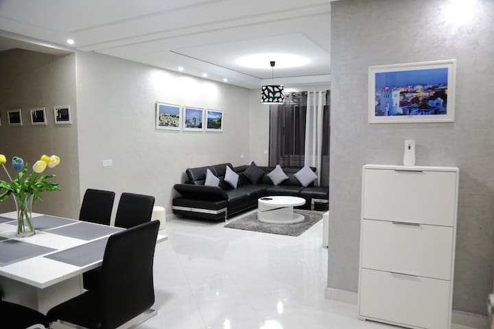 Luxurious apartment in the center of Tangier