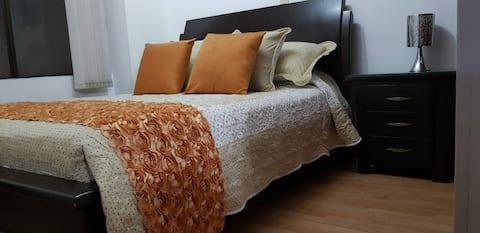 Cómoda habitación en Medellín, excelente ubicación
