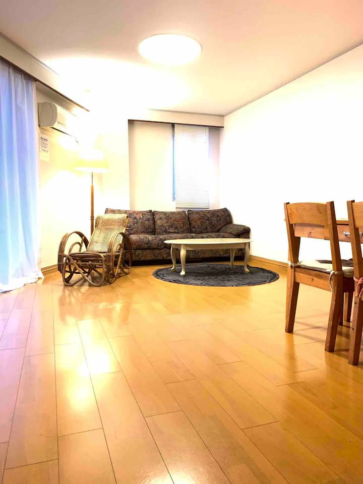 private stay Gotemba.