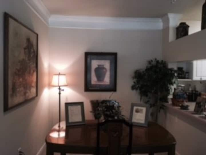 Southern Charm with Privacy and Great Location