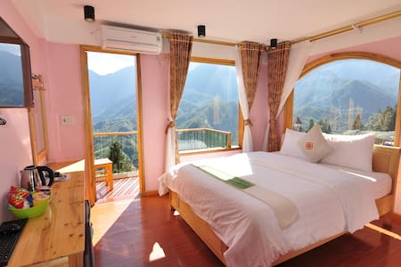 1-Double room mountain view