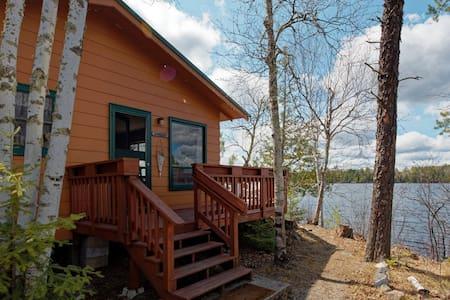 Elbow Lake Lodge Breakwater Cabin