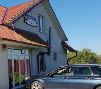 Усадьба-дом в г.Пружаны возле Беловежской пущи