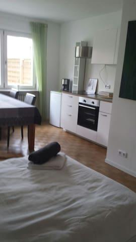 Süße Wohnung - Freiburg - Wohnung