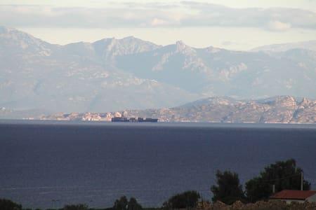 Casa vacanza vista panoramica - Vignola Mare - Byt