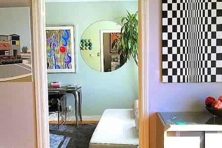 Perfectly-located Studio! Quiet and your own space - San Francisco - Apartment