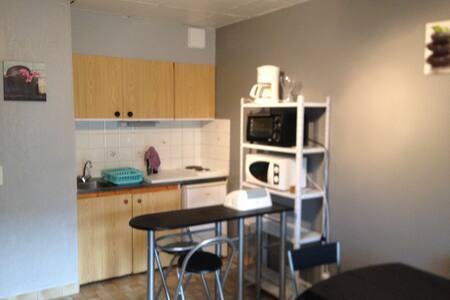 studio 25 m2 meublé au coeur de digne les bains - Digne-les-Bains