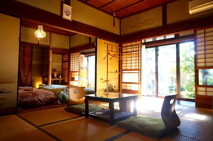 Newly opened!Organic farm house retreat Kyoto