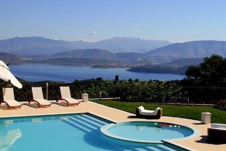 Villa Belvedere - Kassiopi
