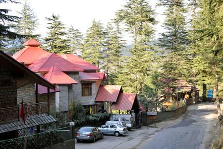 Enjoy Heritage stay with Duplex (tala) experience - Kullu - Butikhotel
