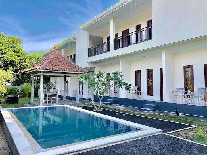 Jordan guest house Uluwatu