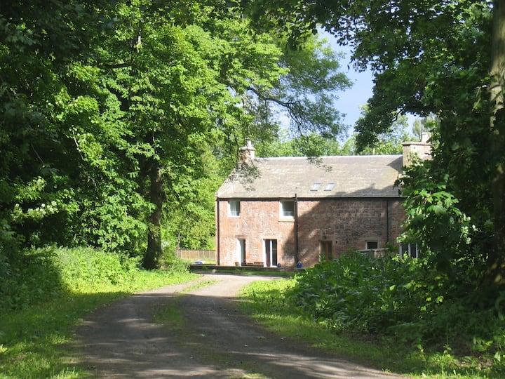 The Chauffeur's Cottage, Kinblethmont