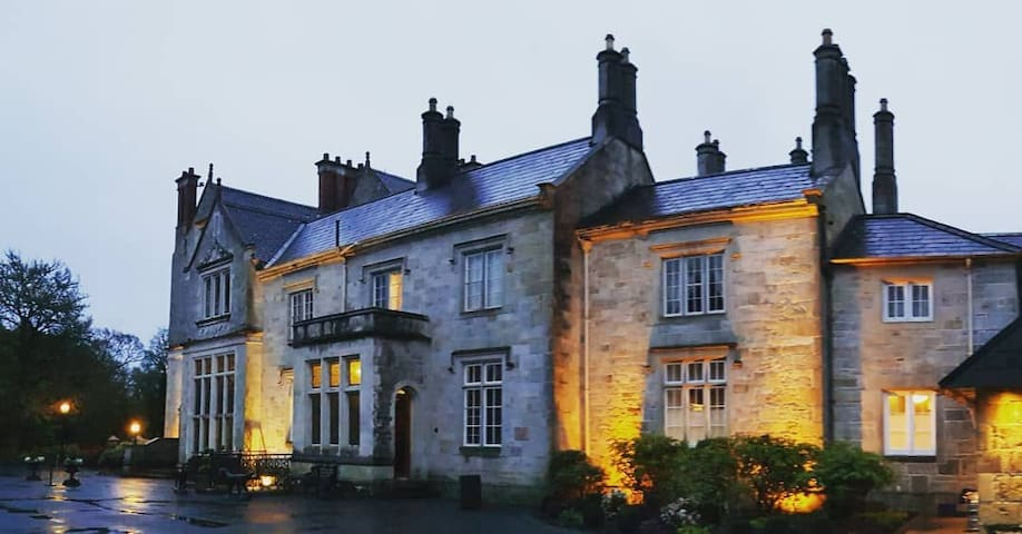 Luxury self catering, Lough Rynn Castle Estate