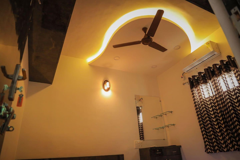 Bedroom Interior and Lighting