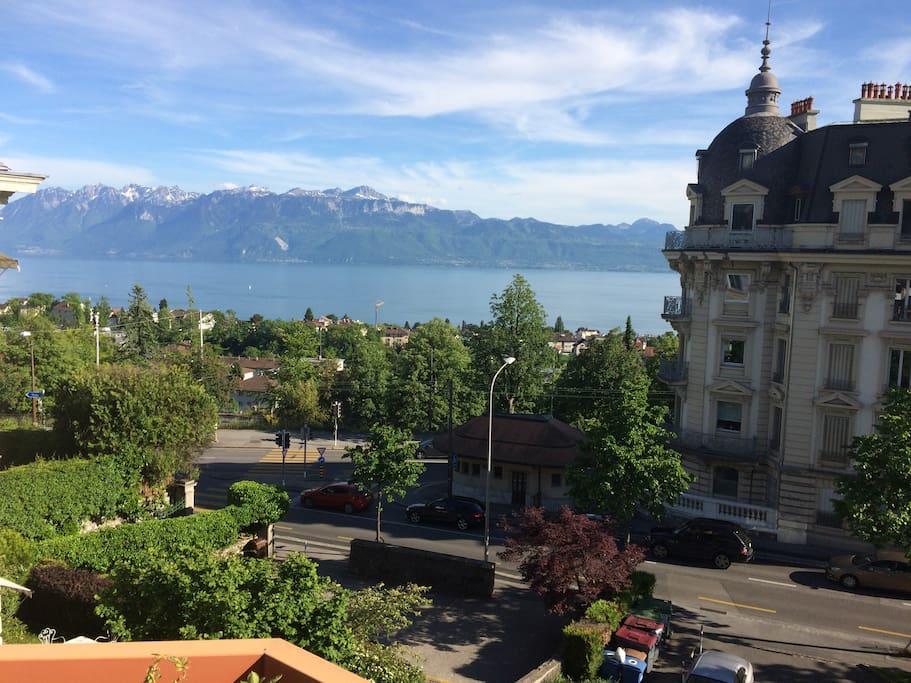 1 chambre charmante au centre ville de lausanne appartements louer lausanne vaud suisse - Location chambre lausanne ...