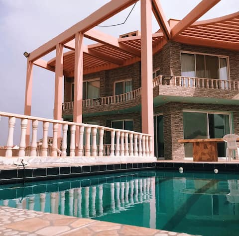 Beach & Pool Villa