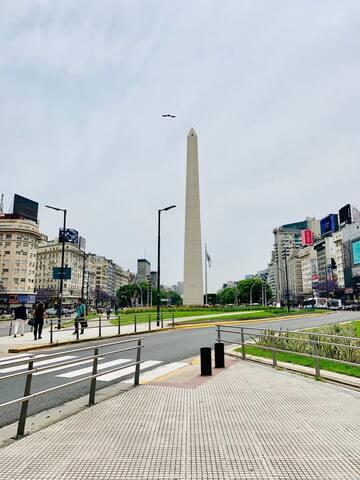 Excelente depto en el corazon de Buenos Aires