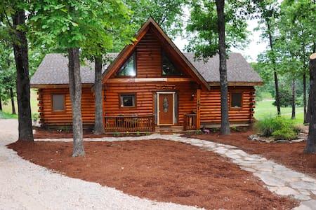 Amazing Premium Cabin, Hot Tub, Jetted Bathtubs, Fireplace, Near Entertainment - Ridgedale - Dom