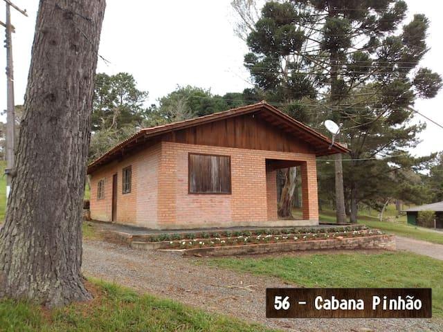 Fazenda Evaristo | 56 - Cabana Pinhão