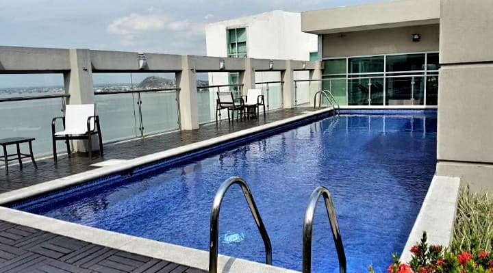 Super Host Penthouse 10 River View Puerto Santana