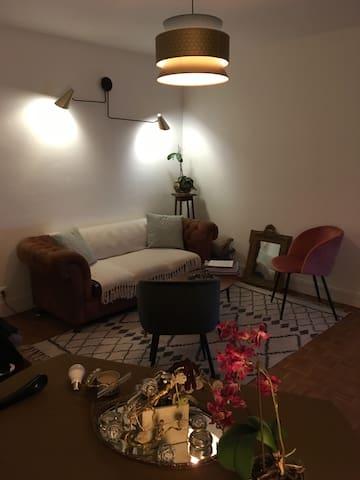 Le salon/ séjour