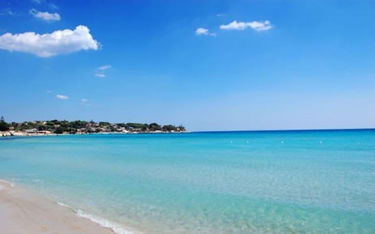 Villa Siracusa Arenella Beach