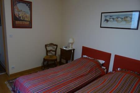 chambre marocaine - Granville - Haus