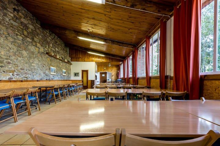 Alberg La Solana - 32 - Quadruple Room (4 - 6 Guests) - Salàs de Pallars