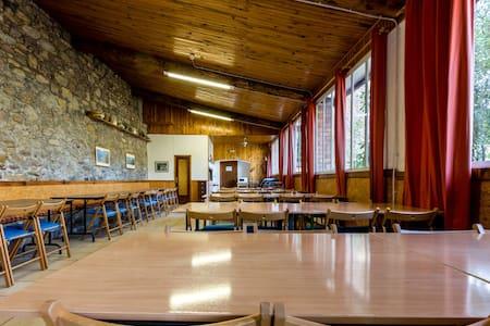 Alberg La Solana - 32 - Quadruple Room (4 - 6 Guests) - Salàs de Pallars - Wohnung